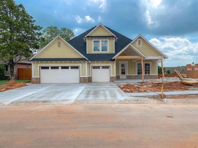 4808 Deerfield Drive, Edmond, OK 73034 (MLS #871465) :: Homestead & Co