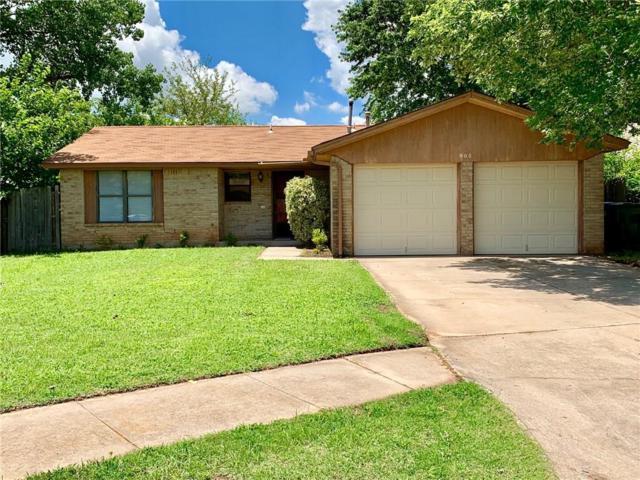 908 Branchwood Court, Norman, OK 73072 (MLS #871474) :: Denver Kitch Real Estate
