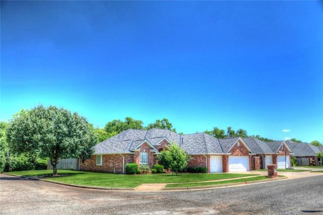 12420 Kingsridge Terrace, Oklahoma City, OK 73170 (MLS #871495) :: Erhardt Group at Keller Williams Mulinix OKC