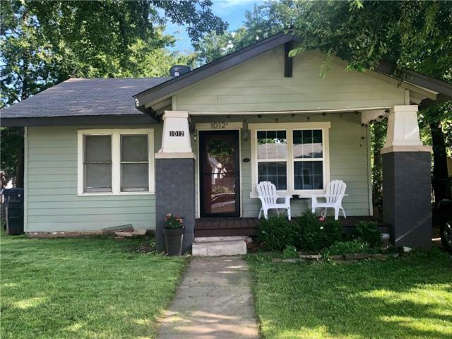 1012 NW 31st Street, Oklahoma City, OK 73118 (MLS #871539) :: Homestead & Co