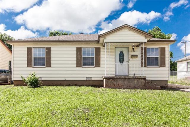 704 NE 31st Street, Oklahoma City, OK 73105 (MLS #871548) :: Homestead & Co