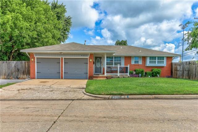 4801 SE 22nd Street, Del City, OK 73115 (MLS #871562) :: Homestead & Co