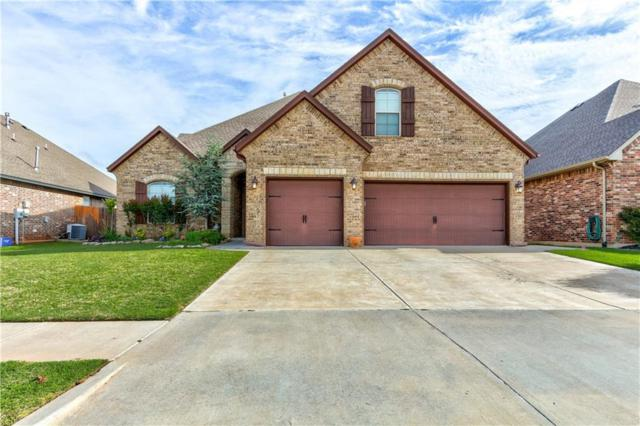 3029 NW 191st Street, Edmond, OK 73012 (MLS #871571) :: Homestead & Co