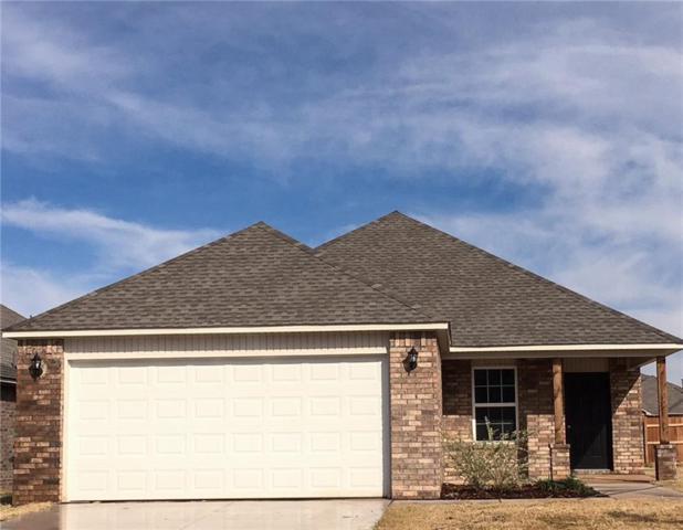 946 Karlee Court, Midwest City, OK 73130 (MLS #871581) :: KING Real Estate Group