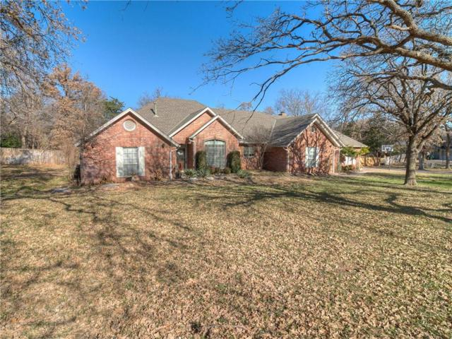 2405 Silverfield Lane, Edmond, OK 73025 (MLS #871593) :: Homestead & Co