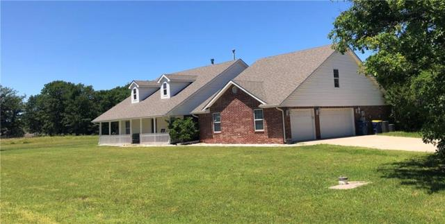 16603 Railhead Drive, Choctaw, OK 73020 (MLS #871643) :: KING Real Estate Group