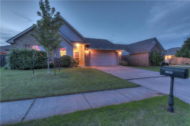 8605 SW 45th Terrace, Oklahoma City, OK 73179 (MLS #871670) :: KING Real Estate Group