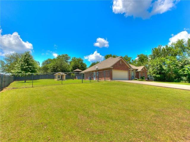 2991 S Sandwood Avenue, Choctaw, OK 73020 (MLS #871700) :: KING Real Estate Group