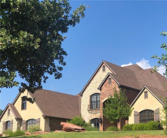 3524 Winding Lake Circle, Arcadia, OK 73007 (MLS #871737) :: KING Real Estate Group