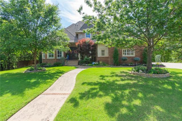 2708 Cumberland Drive, Edmond, OK 73034 (MLS #871759) :: Homestead & Co