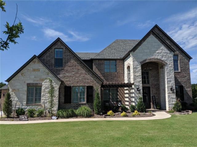 6817 Gentry Circle, Edmond, OK 73034 (MLS #871763) :: KING Real Estate Group