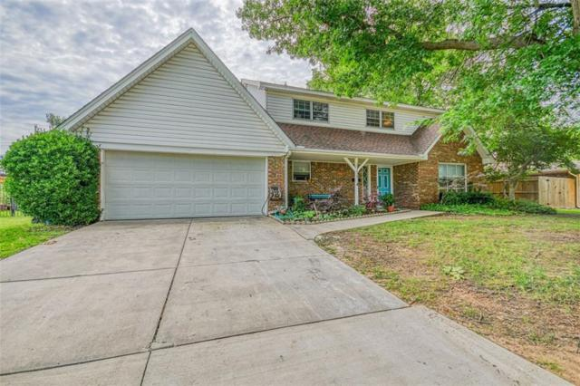 2711 S Pickard Avenue, Norman, OK 73072 (MLS #871788) :: KING Real Estate Group