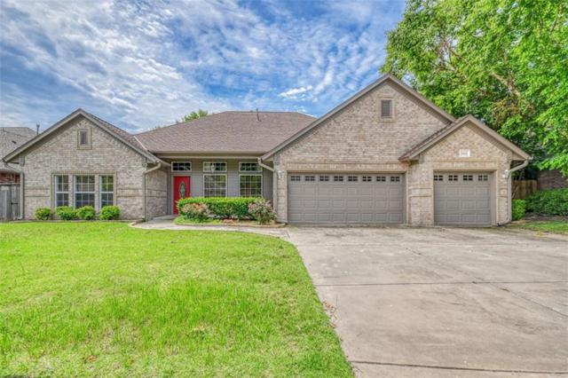 3912 Harrogate Drive, Norman, OK 73072 (MLS #871868) :: KING Real Estate Group