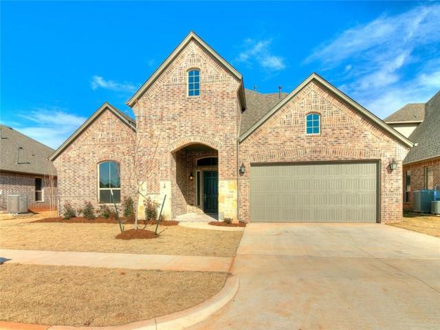 6404 NW 161st Court, Edmond, OK 73013 (MLS #871892) :: KING Real Estate Group
