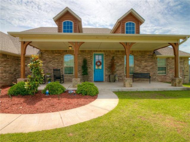 11608 Mallorca Drive, Oklahoma City, OK 73173 (MLS #871896) :: KING Real Estate Group