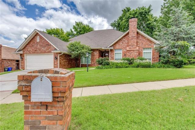 4701 Fountain Gate Drive, Norman, OK 73072 (MLS #871902) :: KING Real Estate Group