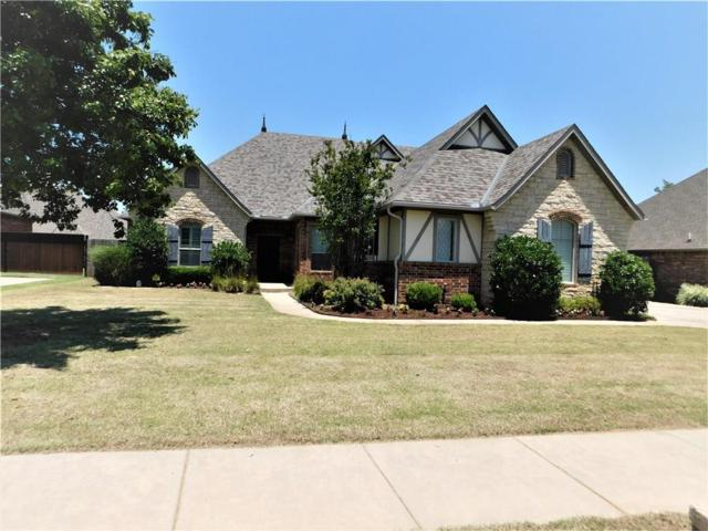 2801 SW 137th Street, Oklahoma City, OK 73170 (MLS #871928) :: Homestead & Co