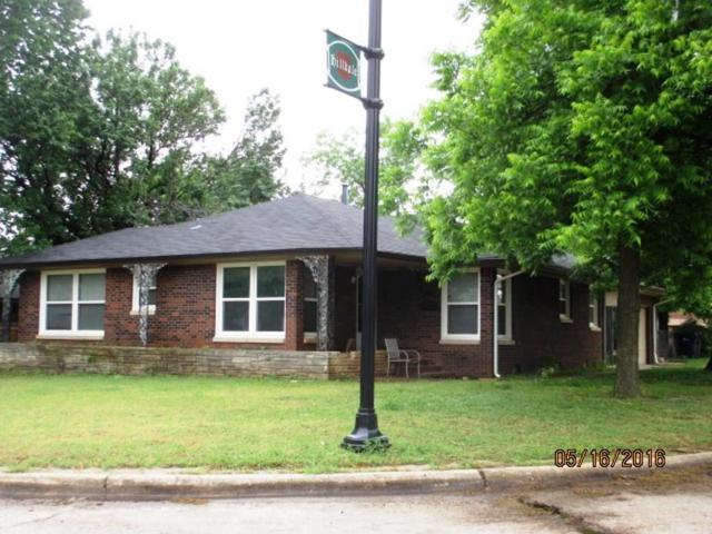 4624 NW 11th Street, Oklahoma City, OK 73127 (MLS #871932) :: Homestead & Co