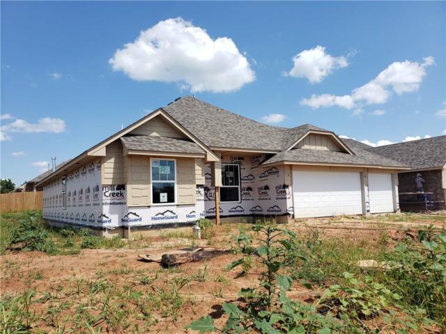 1213 Pebble Pond Drive, Norman, OK 73071 (MLS #871959) :: Erhardt Group at Keller Williams Mulinix OKC