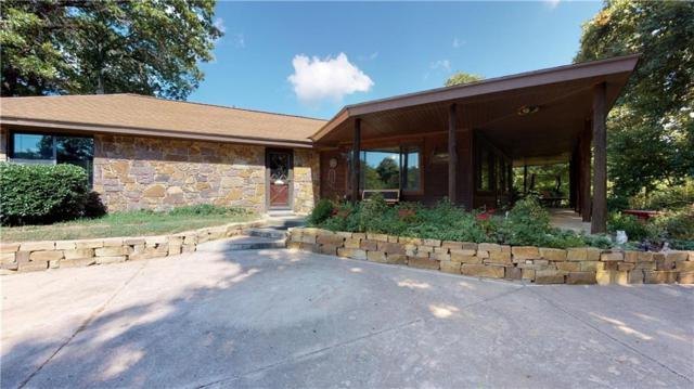 12601 S Pottawatomie Road, McLoud, OK 74851 (MLS #872063) :: KING Real Estate Group