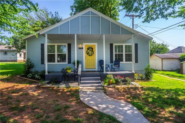 315 E College Avenue, Guthrie, OK 73044 (MLS #872207) :: Homestead & Co