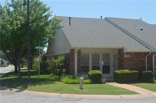2316 Sweetwater Street, Edmond, OK 73012 (MLS #872457) :: Erhardt Group at Keller Williams Mulinix OKC