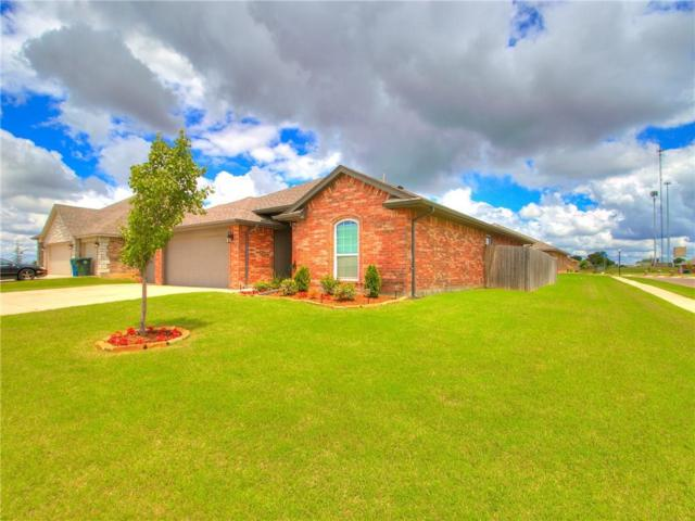 10517 Turtle Back Drive, Midwest City, OK 73130 (MLS #872500) :: Homestead & Co