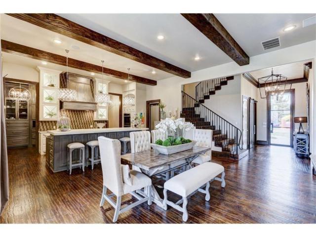 5016 Deerfield Drive, Edmond, OK 73034 (MLS #872532) :: Homestead & Co