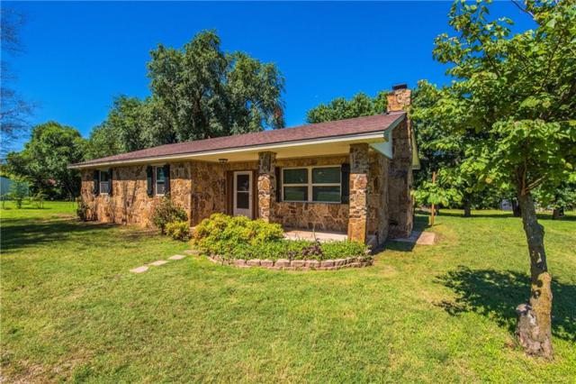 21071 State Highway 24, Purcell, OK 73080 (MLS #872534) :: Homestead & Co