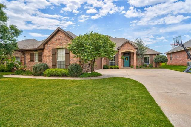 1850 Long Trail, Edmond, OK 73012 (MLS #872763) :: Homestead & Co
