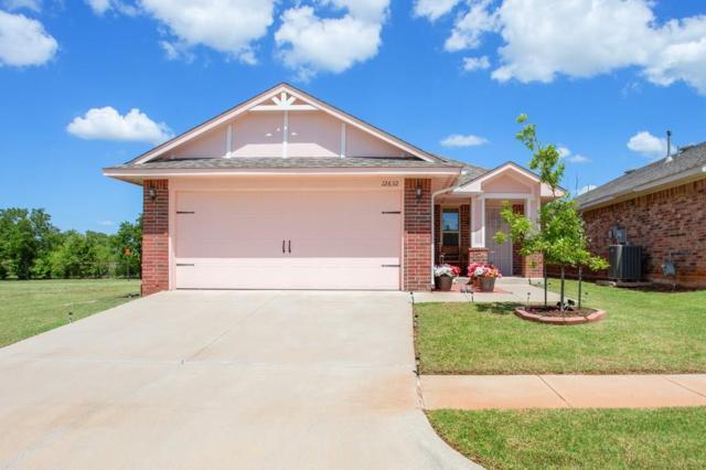 12632 Heritage Oaks Drive, Oklahoma City, OK 73120 (MLS #872774) :: Erhardt Group at Keller Williams Mulinix OKC