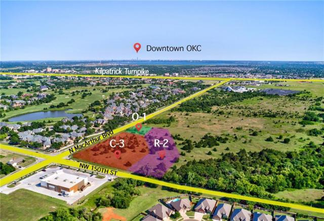 NW 150th & Macarthur Boulevard, Oklahoma City, OK 73142 (MLS #873128) :: Erhardt Group at Keller Williams Mulinix OKC