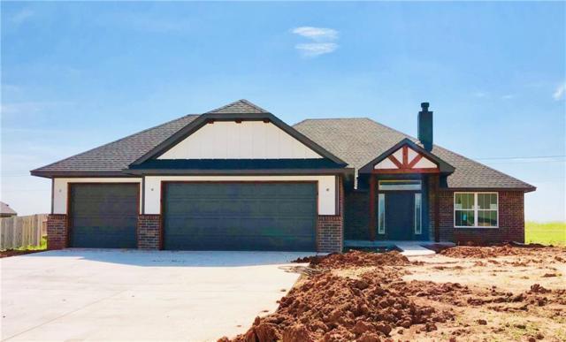 3047 NE Silver Crossing Circle, Piedmont, OK 73078 (MLS #873218) :: Denver Kitch Real Estate