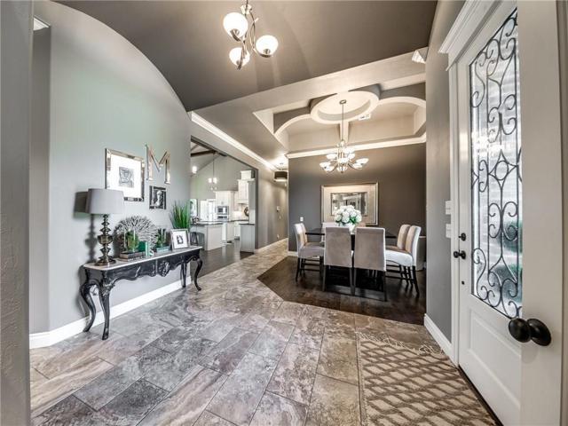 1528 NW 173rd Terrace, Edmond, OK 73012 (MLS #873402) :: Homestead & Co