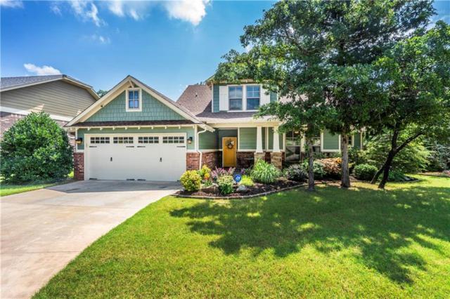 624 Blue Oak Way, Edmond, OK 73034 (MLS #873515) :: Homestead & Co