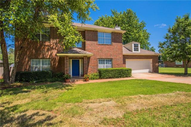 416 S Harrison, Blanchard, OK 73010 (MLS #873517) :: Homestead & Co