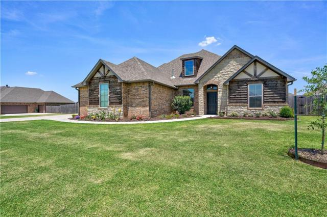 4775 Crestmere Lane, Edmond, OK 73025 (MLS #873518) :: Homestead & Co