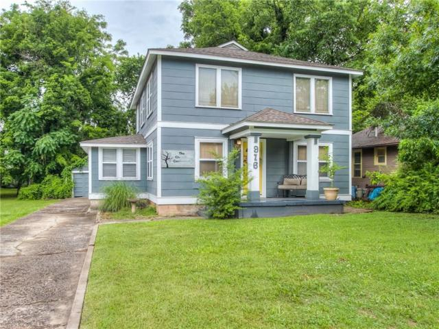 916 Classen Boulevard, Norman, OK 73071 (MLS #873547) :: Homestead & Co