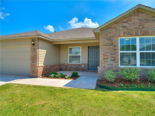 1408 Brownstone Drive, Noble, OK 73068 (MLS #873618) :: Homestead & Co
