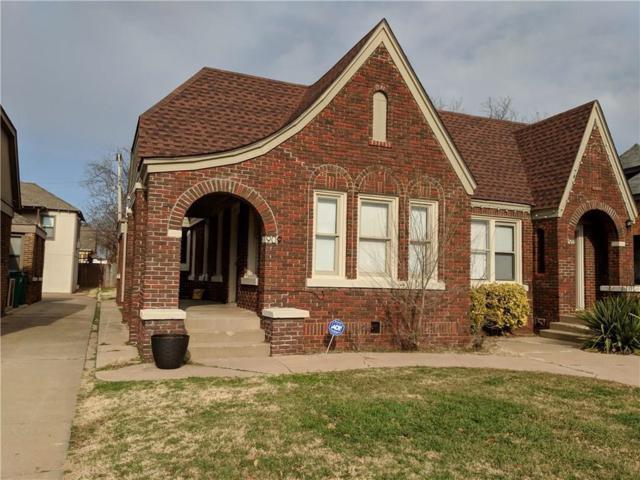 909 East Drive, Oklahoma City, OK 73105 (MLS #873633) :: Homestead & Co