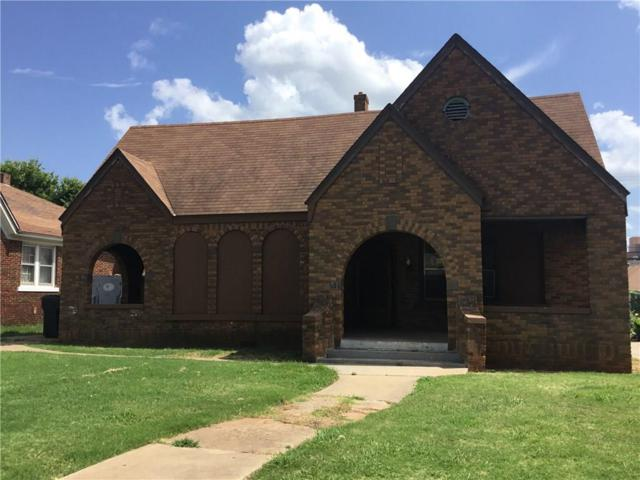 914 East Drive, Oklahoma City, OK 73105 (MLS #873816) :: Homestead & Co