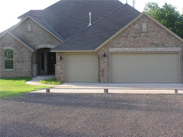 14816 Westcreek Rd Road, Piedmont, OK 73078 (MLS #873865) :: Denver Kitch Real Estate