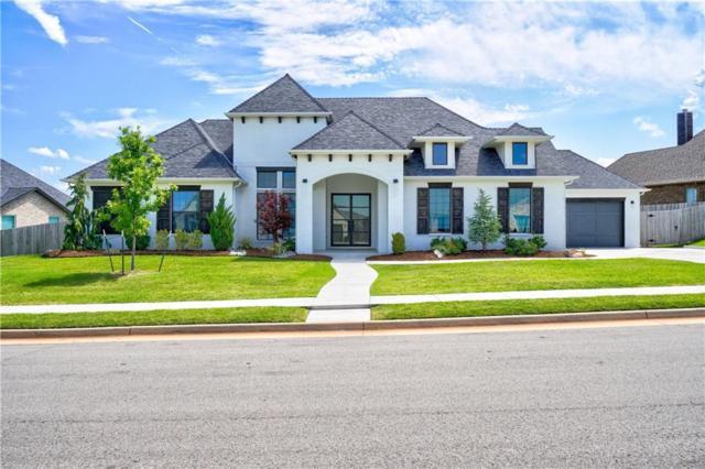 516 Newport Bridge Drive, Edmond, OK 73034 (MLS #873867) :: Homestead & Co