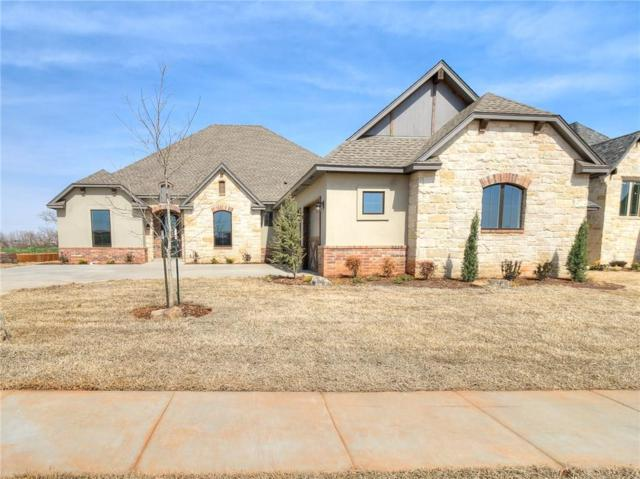 717 Legacy Avenue, Norman, OK 73069 (MLS #874178) :: Homestead & Co