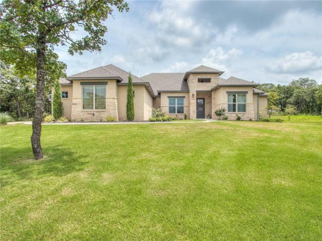 8300 Chantel Drive, Choctaw, OK 73020 (MLS #874185) :: Homestead & Co