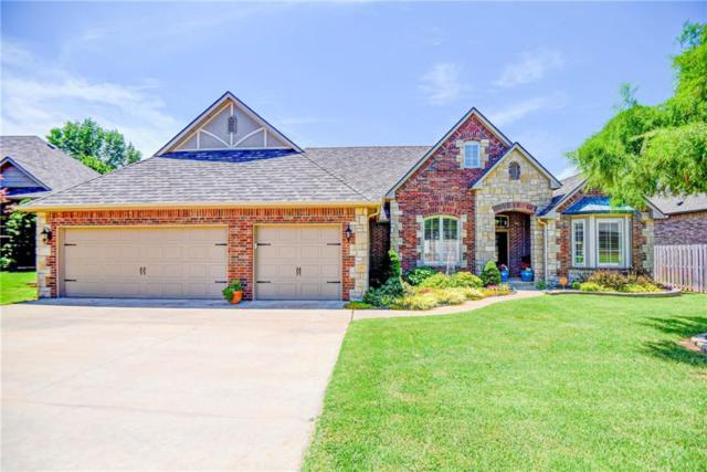 816 Winning Colors Drive, Edmond, OK 73025 (MLS #874574) :: Homestead & Co