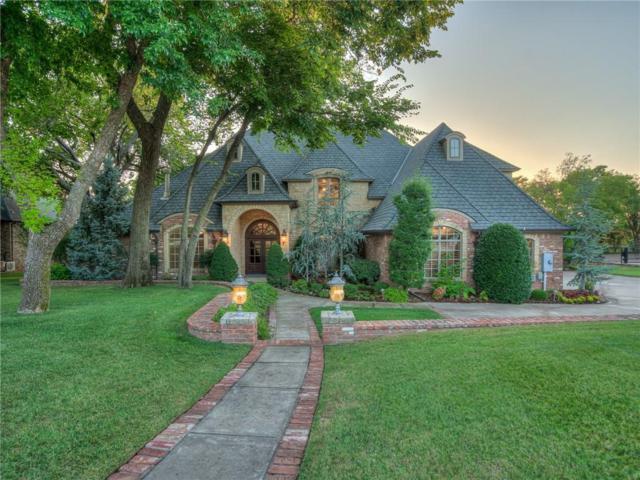 6409 Oak Tree Drive, Edmond, OK 73025 (MLS #874625) :: Homestead & Co