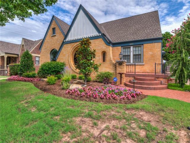 1017 NW 38th Street, Oklahoma City, OK 73118 (MLS #874672) :: Homestead & Co