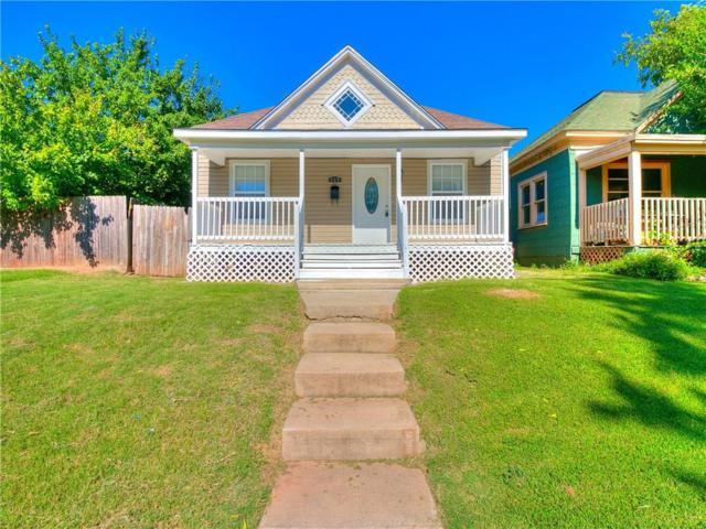 117 N Hoff Avenue, El Reno, OK 73036 (MLS #874724) :: Homestead & Co