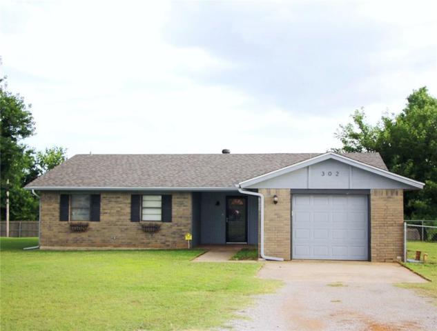 302 NE Adams Avenue, Piedmont, OK 73078 (MLS #874737) :: Denver Kitch Real Estate